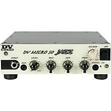 Open BoxDV Mark Micro 50 Jazz 50W Guitar Amplifier Head