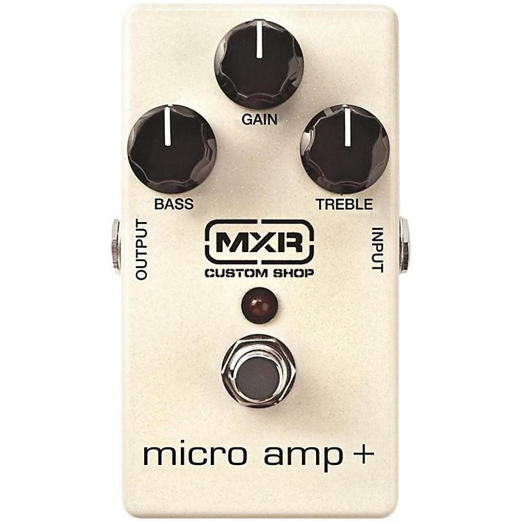 MXR Custom ShopMicro Amp+ Guitar Effects Pedal