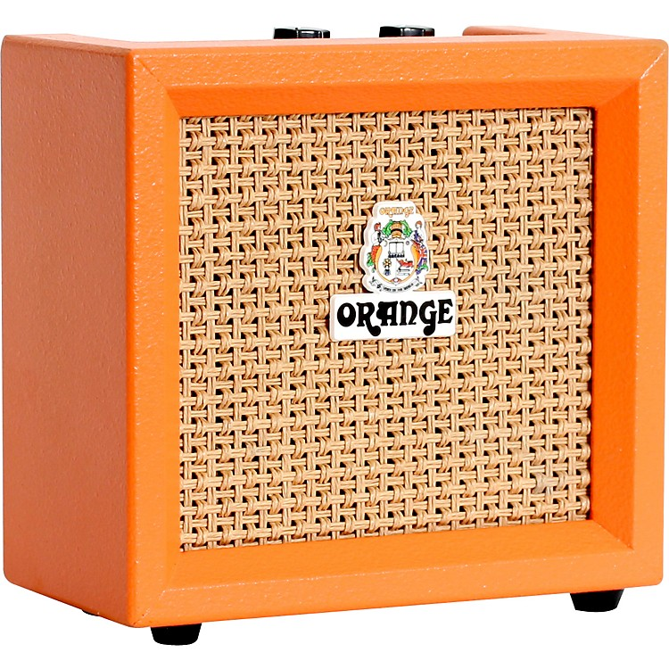 Orange Amplifiers Micro Crush PiX Series CR3 3W 1x3.5 Guitar Combo Amp