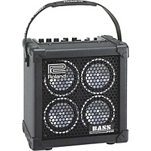 Open Box Roland Micro Cube Bass RX Bass Combo Amp