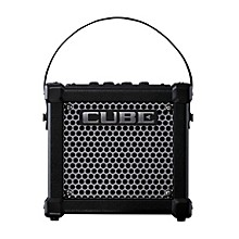 Roland Micro Cube GX 3W 1x5 Battery Powered Guitar Combo Amp