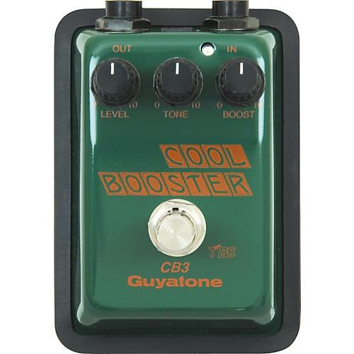 Guyatone Micro Series CB-3 Cool Booster Pedal-thumbnail