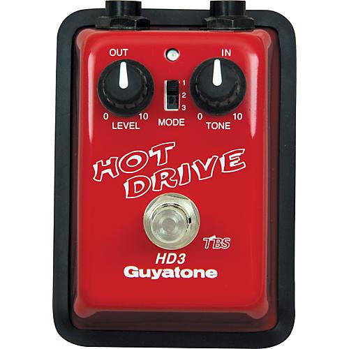 Guyatone Micro Series HD-3 Hot Drive Pedal-thumbnail