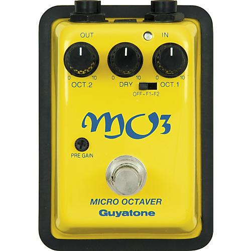 Guyatone Micro Series MO-3 Micro Octaver Pedal-thumbnail