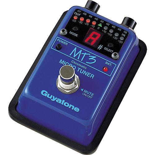 Guyatone Micro Series MT-3 Micro Tuner Guitar Pedal