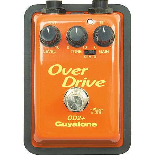 guyatone micro series od 2 overdrive pedal musician 39 s friend. Black Bedroom Furniture Sets. Home Design Ideas