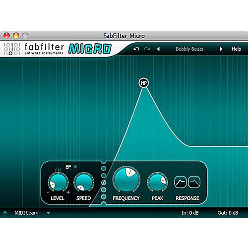 FabFilter Micro-thumbnail