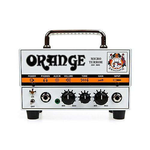 Orange Amplifiers Micro Terror MT20 20W Hybrid Guitar Amp Head-thumbnail