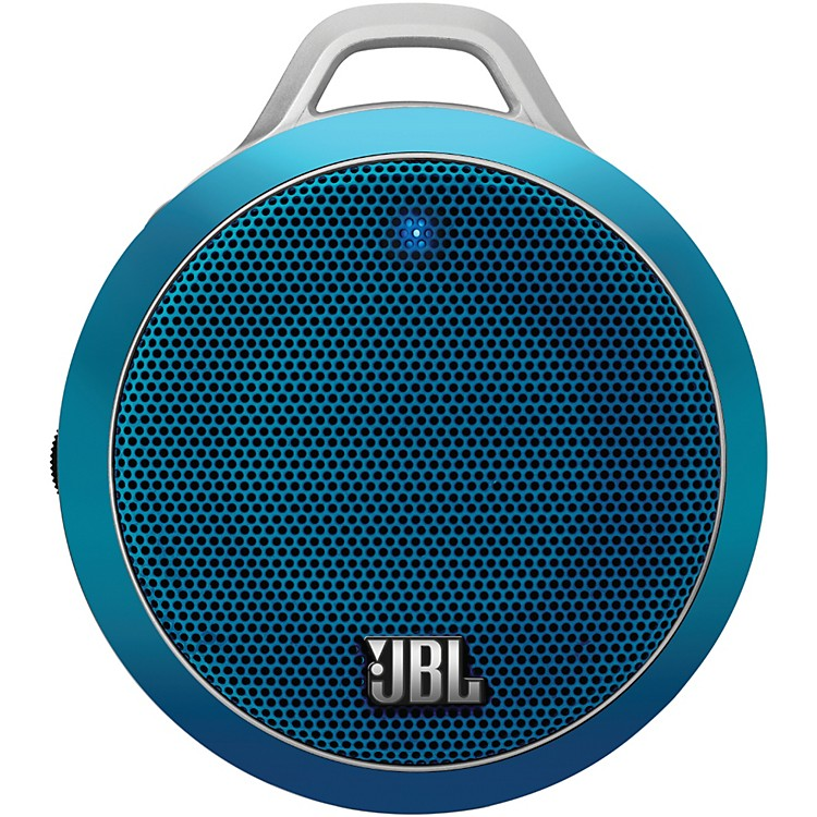 JBLMicro Wireless Ultra-Portable BT Multimedia SpeakerBlue