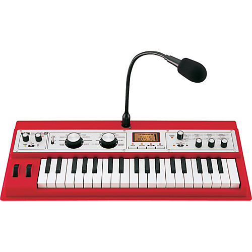 Korg MicroKorg XL Limited Edition - Red