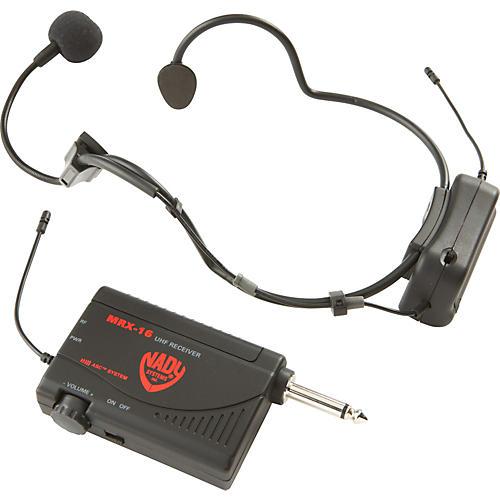 Nady MicroWHM-16X Headmic Wireless System