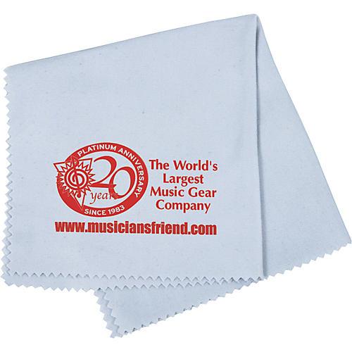 Musician's Friend Microfiber Guitar Polishing Cloth