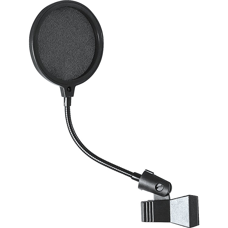 On-Stage Stands Microphone Pop Filter  4 Inches