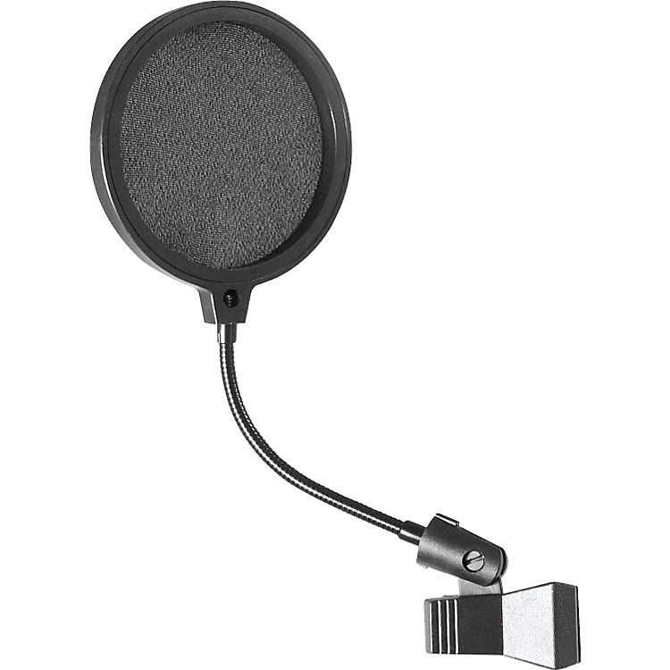 On-Stage Stands Microphone Pop Filter  6 Inches