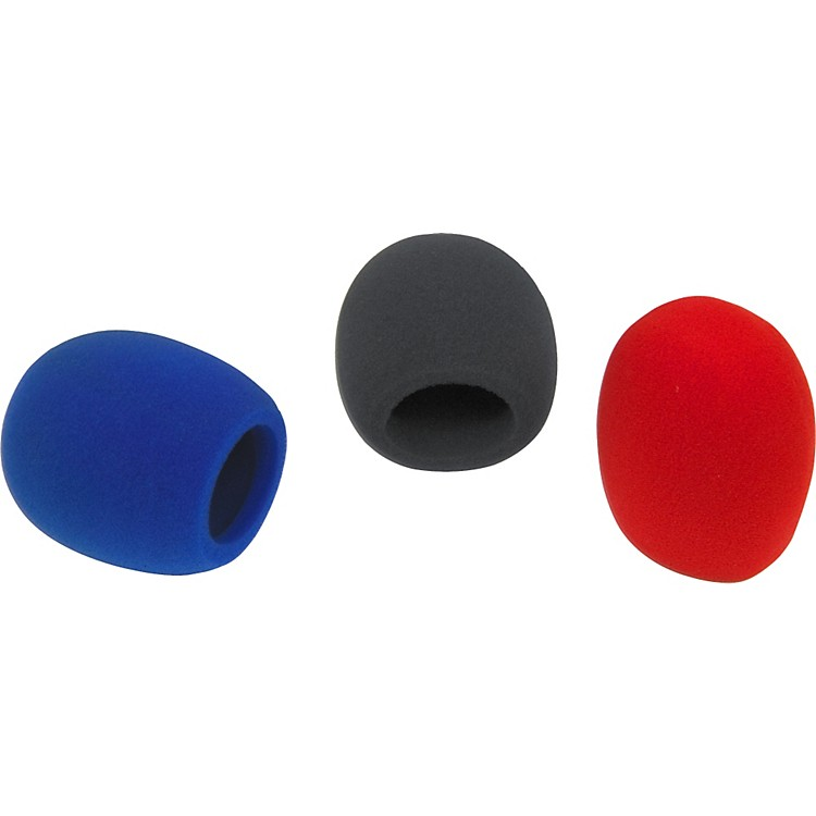 Musician's Gear Microphone Windscreen Red Foam