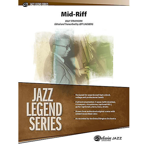 Alfred Mid-Riff Jazz Band Grade 5 Set