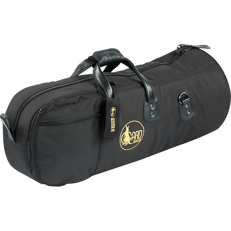 GardMid-Suspension Alto/Tenor Horn Gig Bag45-MLK BlackUltra Leather