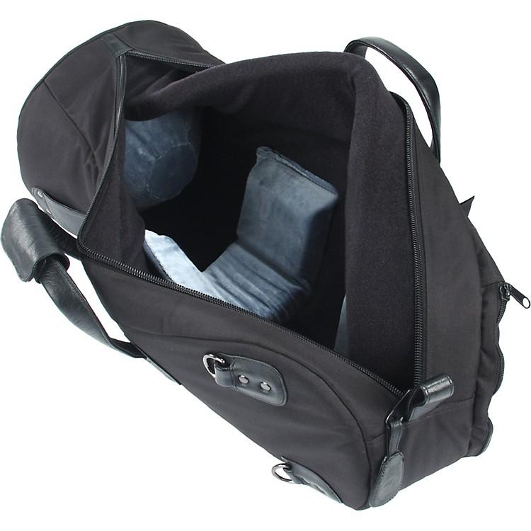 GardMid-Suspension Baritone Horn Gig Bag44-MLK BlackUltra Leather