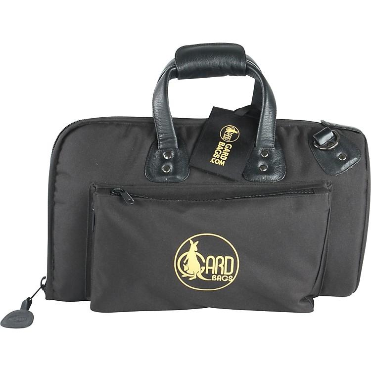 GardMid-Suspension Cornet Gig Bag3-MLK BlackUltra Leather