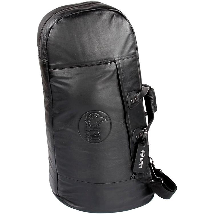 GardMid-Suspension Euphonium Gig Bag51-MLK BlackUltra Leather