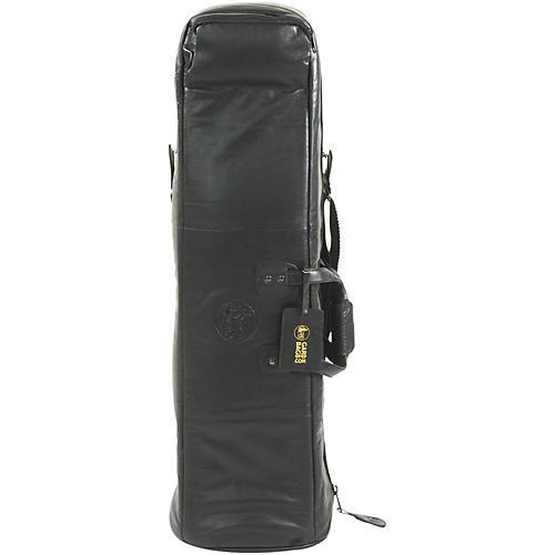 Gard Mid-Suspension G Series Bass Trombone Gig Bag 26-MLK Black Ultra Leather