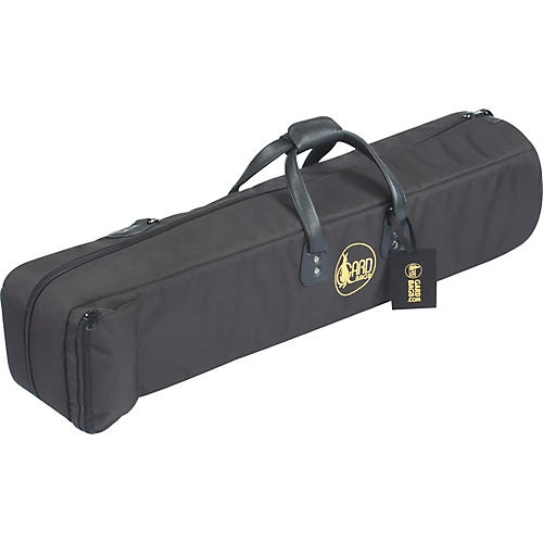 Gard Mid-Suspension G Series Trombone Gig Bag 22-MSK Black Synthetic w/ Leather Trim