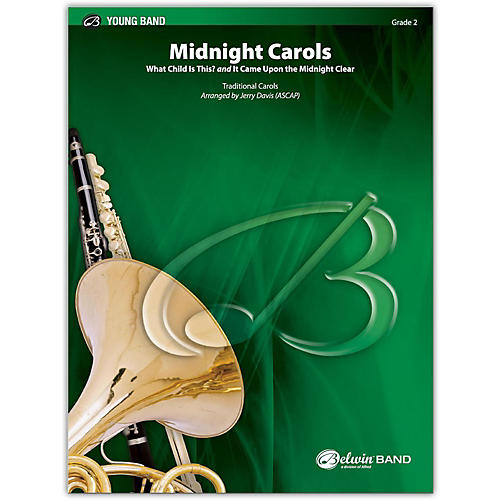 BELWIN Midnight Carols 2 (Easy)-thumbnail
