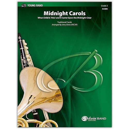 BELWIN Midnight Carols Conductor Score 2 (Easy)