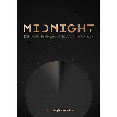 Big Fish Midnight: Minimal Hip Hop, RnB and Trap Kits