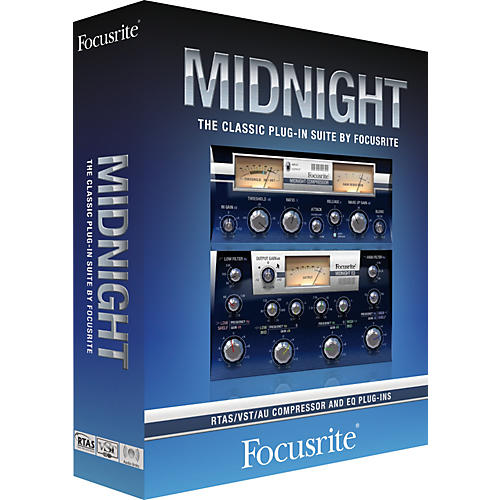 Focusrite Midnight Software