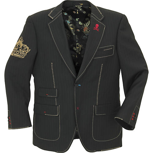 Rock House Los Angeles Midnight Vampire Rock Blazer