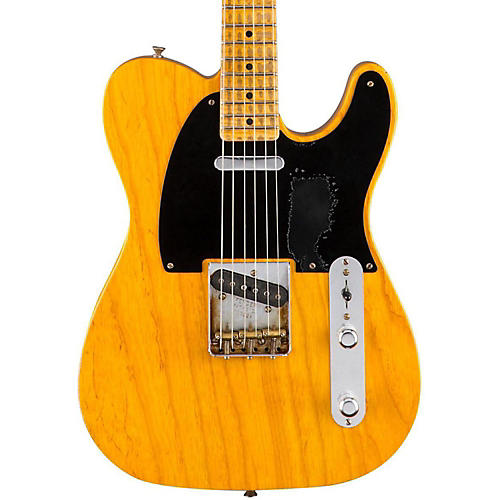 Fender Custom Shop Mike Campbell Heartbreaker American Standard Telecaster Electric Guitar-thumbnail