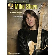 Hal Leonard Mike Stern - Guitar Signature Licks Book/CD