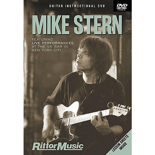Rittor Music Mike Stern (DVD)-thumbnail
