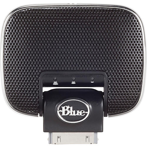 BLUE Mikey iPod Recording Mic (2nd Gen)-thumbnail