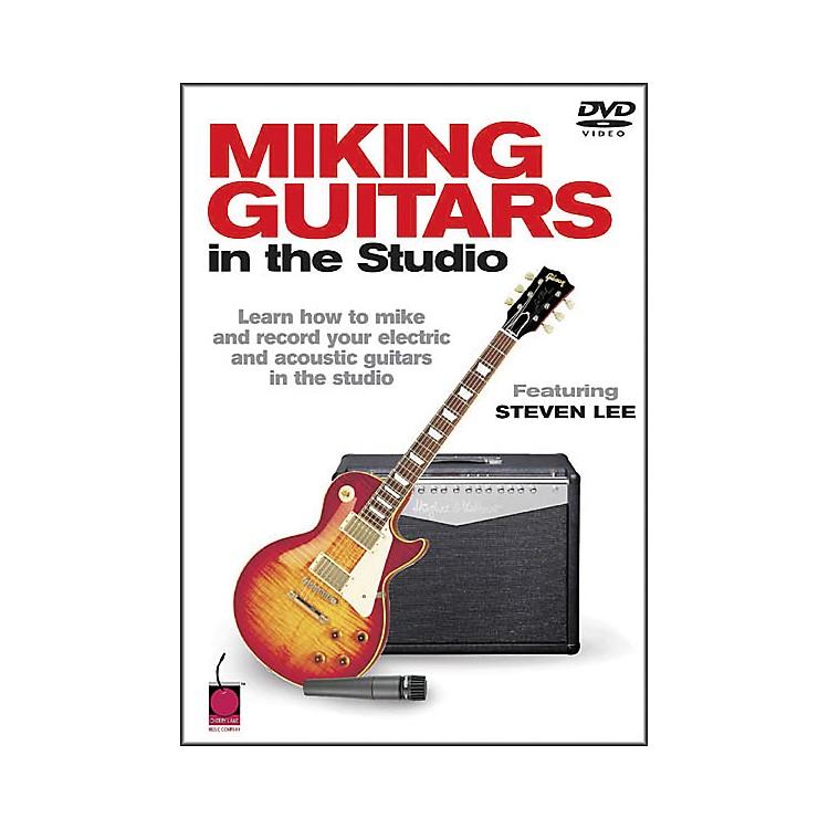 Cherry LaneMiking Guitars in the Studio (DVD)