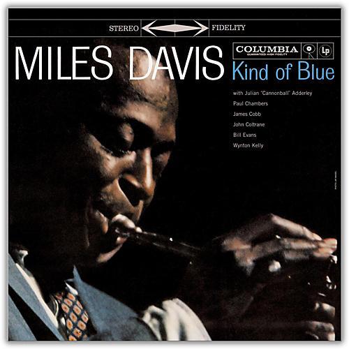Sony Miles Davis - Kind of Blue Vinyl LP-thumbnail