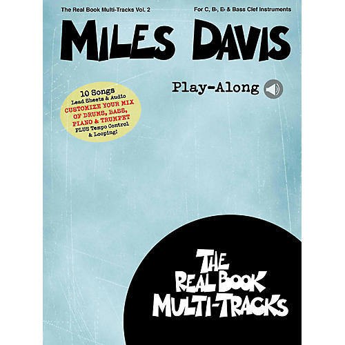 Hal Leonard Miles Davis Play-Along - Real Book Multi-Tracks Vol. 2