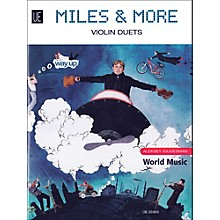 Carl Fischer Miles & More Violin Duets Book