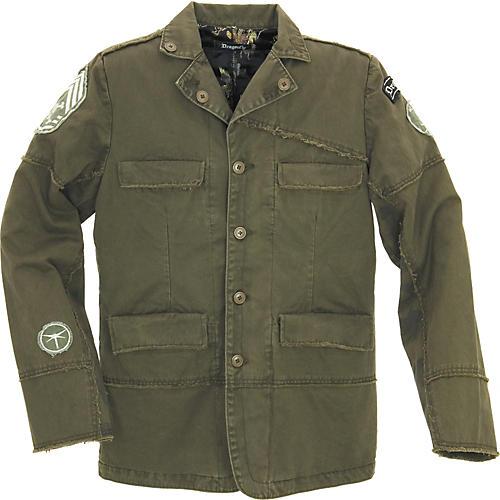 Dragonfly Clothing Company Military Blazer