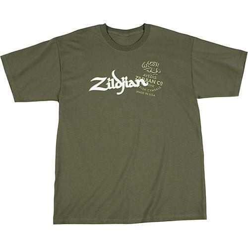 Zildjian Military Green T-Shirt