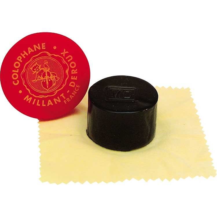 The String Centre Millant Deroux Rosin Gold & Silver