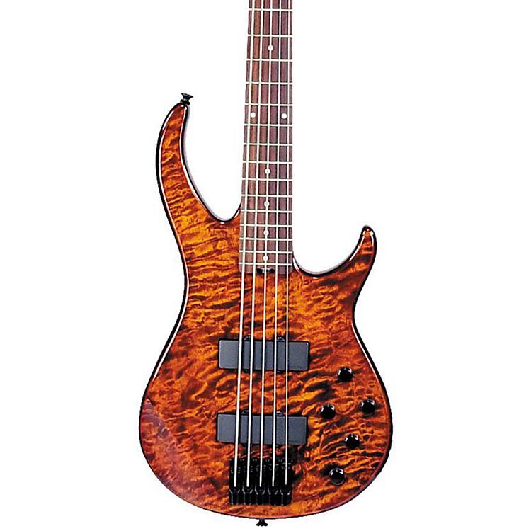 PeaveyMillennium 5 AC BXP 5-String Bass Quilt TopTiger Eye
