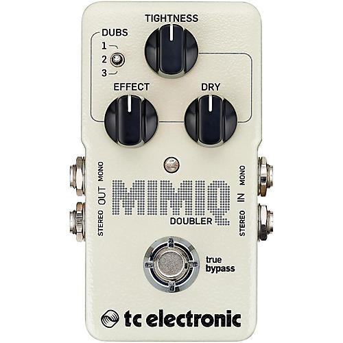TC Electronic Mimiq Doubler Guitar Effects Pedal