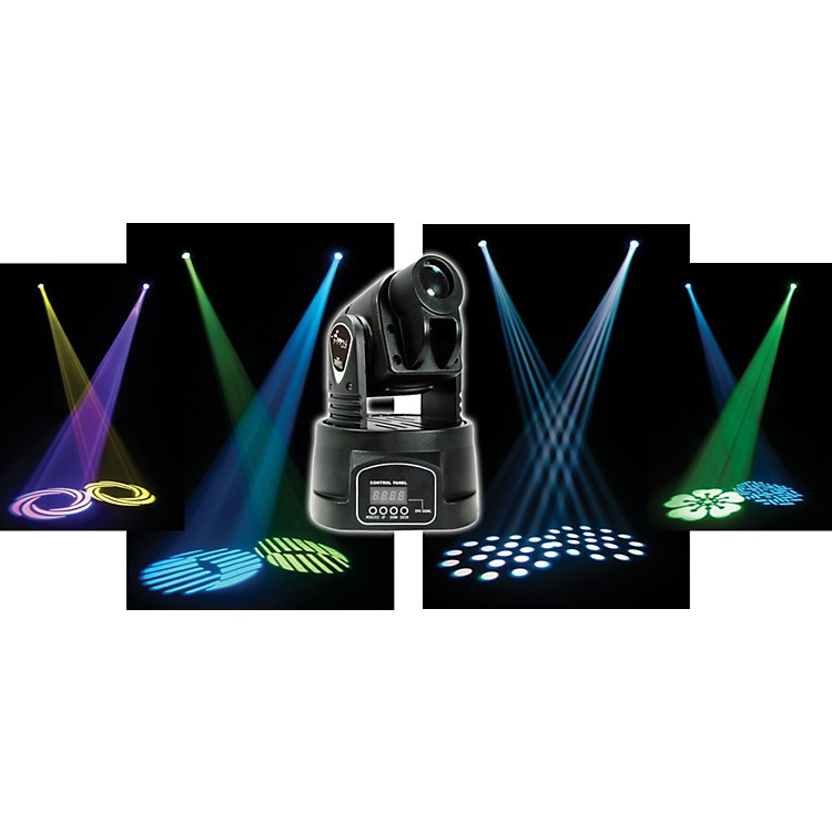 ChauvetMin Spot RGBW Quad Color LED Moving Yoke Fixture