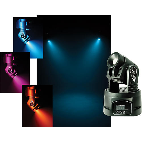 Chauvet Min Wash RGBW Quad Color LED Moving Yoke Fixture