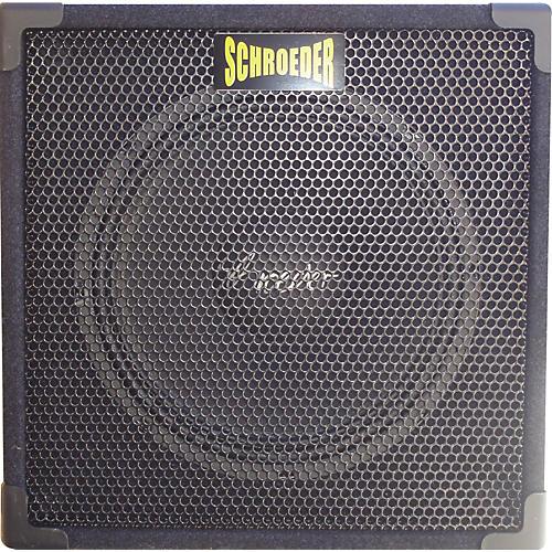 Schroeder Mini 12 Regular Bass Cabinet 8 Ohm-thumbnail