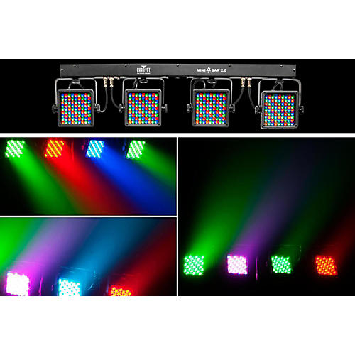 Chauvet Mini 4BAR 2.0