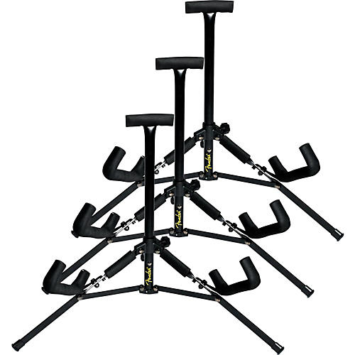 Fender Mini Acoustic Guitar Stand 3-Pack-thumbnail