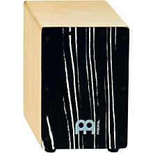 Meinl Mini Cajon with Birch Body Striped Onyx
